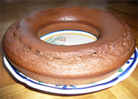 Axel´s chocolate cake